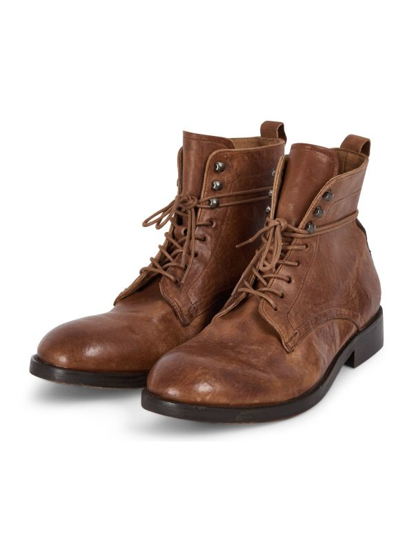 Mens Yew Tan Boot Three Quarter