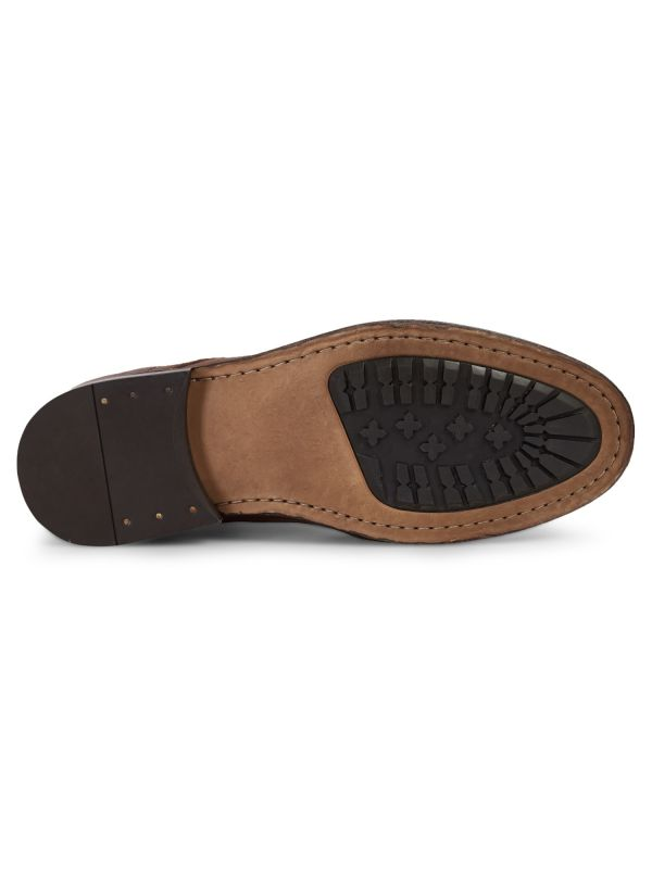 Mens Yew Tan Boot Sole