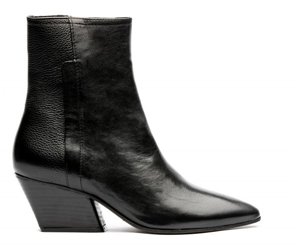 Elm Black Boot