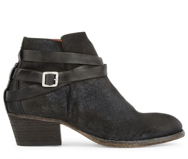 Horrigan Suede Black Boot