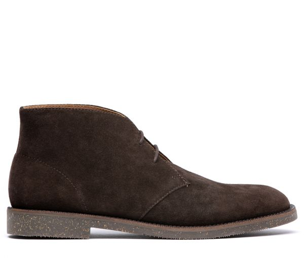 Karter Suede Brown Chukka Boot
